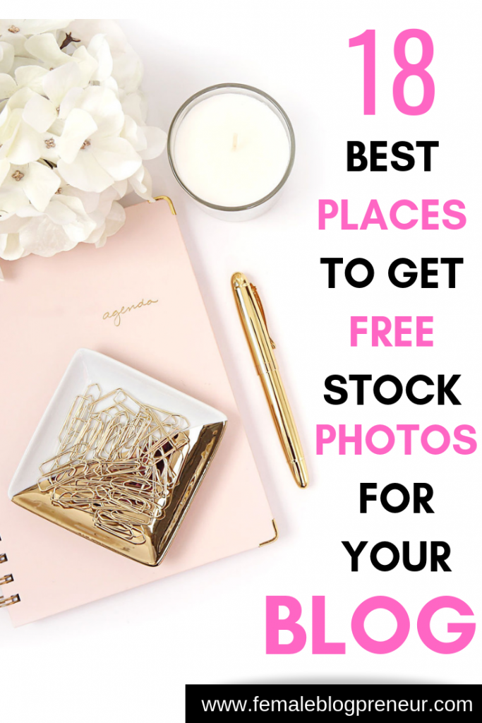 18 best places to get free stock photo sites for your blog