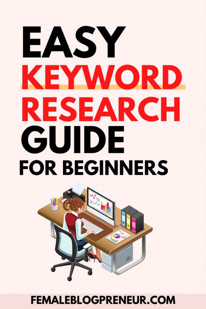 easy keyword research guide for beginners