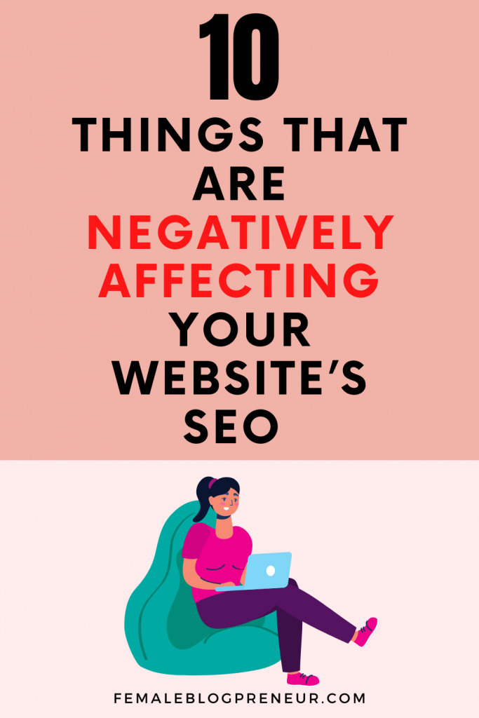 The 10 Google Website Traffic Ranking Factors Are Often Ignored and End Up Negatively Affecting A Website's SEO.